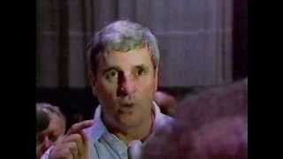 February 1987 - Bob Knight Lights Into Team After Narrow Win Over Northwestern