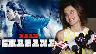 Naam Shabana Movie REVIEW By Taapsee Pannu Will Blow Your Mind