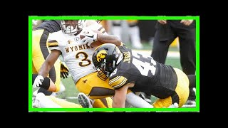 Breaking News | Wyoming WR Milo Hall announces intent to transfer