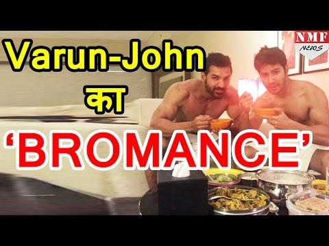 Xxx Mp4 HOT Varun ने Share की बिना कपड़ों में John के साथ अपनी फोटो 3gp Sex