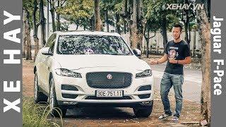 Đánh giá xe SUV Jaguar F-Pace 2017 tại Việt Nam |XEHAY.VN|
