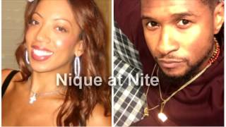 Woman who accused Usher of Infecting her with Herpes is Tameka Foster's Bridesmaid