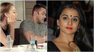 Iulia Desperate To Marry Salman? | Vidya Rubbishes Pregnancy Rumours