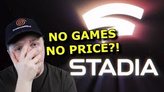 Was I WRONG About Google Gaming? - Stadia Reaction