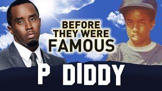 P DIDDY   Before They Were Famous   Brother Love AKA Love AKA Sean Combs AKA Puffy AKA Puff Daddy