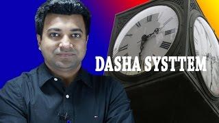 Chapter 10 : Dasha System - Mahadasha, Antardasha & Pratyantardasha