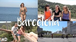 Behind the Scenes of an Erotic Film in Barcelona! | Hannah Witton