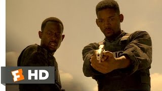 Bad Boys (8/8) Movie CLIP - He Ain't Even Worth Killing (1995) HD