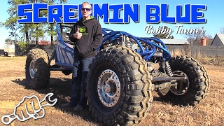 Bobby Tanner Screaming Blue - SRRS Driver Profile