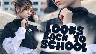 LOOKS BACK TO SCHOOL || Rebeca Stones