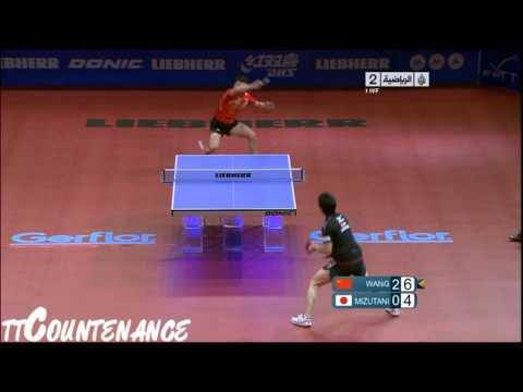 World Cup: Wang Hao-Jun Mizutani