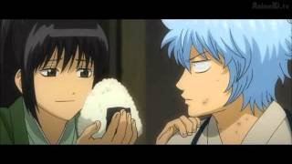 Gintama: Katsura onigiris flashback (Shogun Assassination Arc)