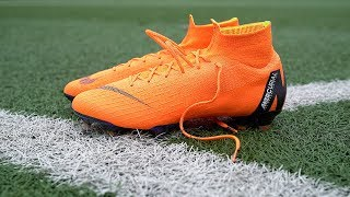 Testing Sanchez & CR7 Football Boots: Nike Mercurial Superfly 6