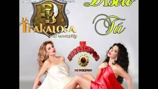 Edwin Luna Y La Trakalosa De Monterrey Ft Los Horoscopos De Durango - Diselo Tu | 2016