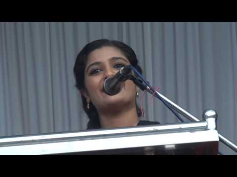 Speech by Shalu Kurian at Inauguration of PMG Dialysis Centre, Varikoli