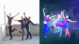 Just Dance 2016 - Junto A Ti | 5 Stars | Gameplay