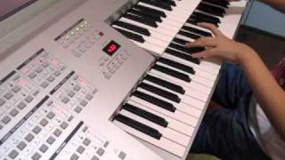 Yamaha Electone STAGEA ELB-01 Cindy Wan  Butterfly Lovers