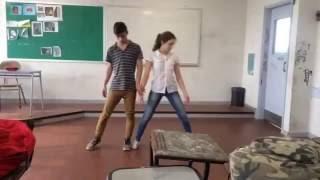 Pillotalk Choreography