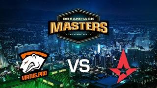 Virtus.Pro vs. Astralis - Train - Semi-final - DreamHack Masters Las Vegas 2017