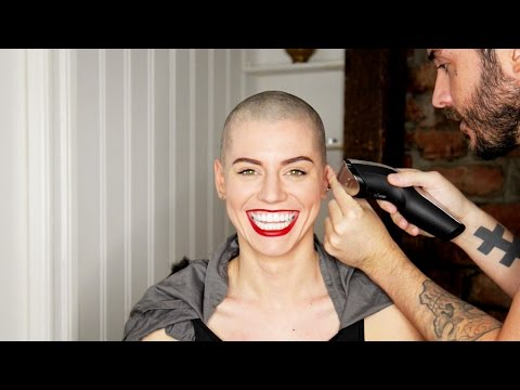 10 REASONS TO SHAVE YOUR HEAD plus cons against it Sorelle Amore
