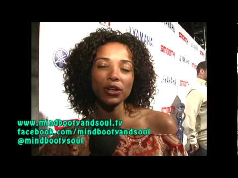 Actress Rochelle Aytes Before She Became Pebbles