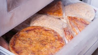 هام جدا..احذر من تجميد الخبز في الفريزر يسبب السرطان وهذه أفضل طريقة لتخزينه !