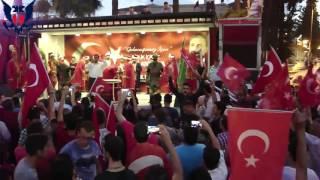 احتفالات تركيا | هاتاي | 16/7/2016