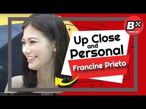 Xxx Mp4 Francine Prieto Up Close And Personal 3gp Sex