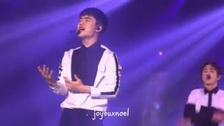 [fancam]160227 EXO'luxion Jakarta 나비소녀 Don't Go D.O.focus