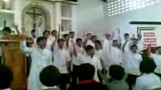 seminarians of st. dominic bayombong