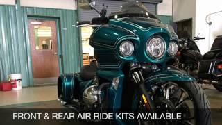 Kawasaki Vaquero Air Ride Demo