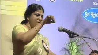 Advocate Sumathi Talks About Rajnikanth, Visu, SPM On 31st Anniversary Celebration Of Humor Club