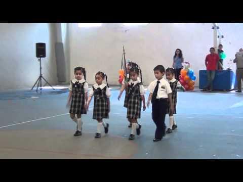 Muestra de Escolta del Kinder IVD 2012