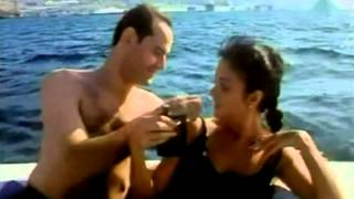 "Madlen Tabar -  One scene from the film ""The Road to Eilat"" (Al Tariq Ela Eilat) مادلين طبر"