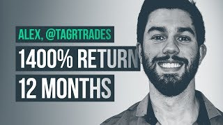 What this day trader learned, after returning 1400% · @TAGRtrades