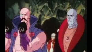 Imitando a Destro y al Comandante Cobra,fandub latino