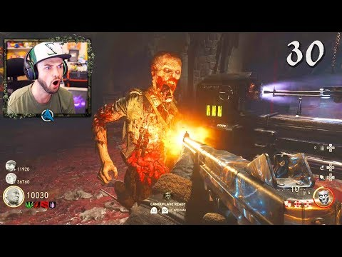 Xxx Mp4 COD WW2 Zombies GAMEPLAY 1 EASTER EGG COMPLETED Call Of Duty ZOMBIES 3gp Sex