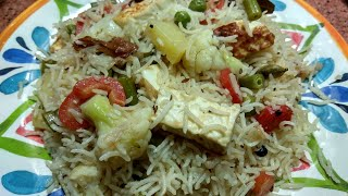 Quick and Delicious Mixveg biryani recipe/Veg pulao recipe