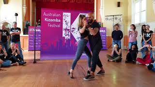 Albir & Sara Nicole @ Australian Kizomba Festival 2017