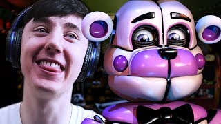 THE REJECTED UCN ANIMATRONICS! || Rejected Custom Night