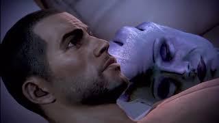 Mass Effect 3 - Liara T'Soni Romance scene