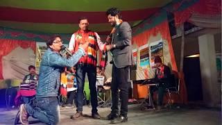 Hit मैथिली live प्रोग्राम विकाश झा माधव राय टटुआर दरभंगा मिथिला