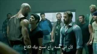 تحشيش مشهد فلم اجنبي بالعراقي مو طبيعي .