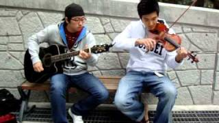 Fox Rain 여우비 Acoustic Cover (My Girlfriend is a Gumiho OST)