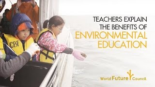 Teachers explain benefits of environmental education | Maryland, US | World Future Council