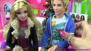 💋Cuộc Sống Búp Bê Barbie & Ken (Tập 12)💋 Barbie Nhận Người Giúp Việc Raquelle