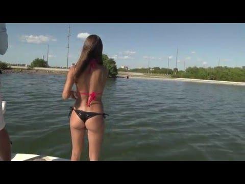 рыбалка в hot spring