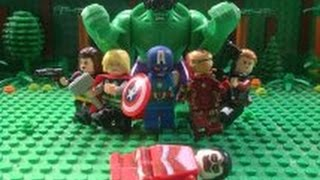 Lego Avengers Episode 1: Rescue Mission