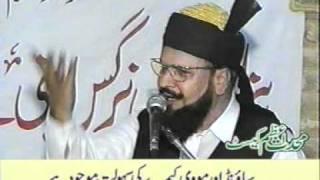 Pir Syed Shabbir Hussain Shah Naqvi Al-Hussaini Hafizabadi.
