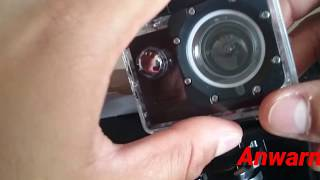 DBPOWER EX5000 Wifi Waterproof Sports Action Camcorder/Camera HD (Review)